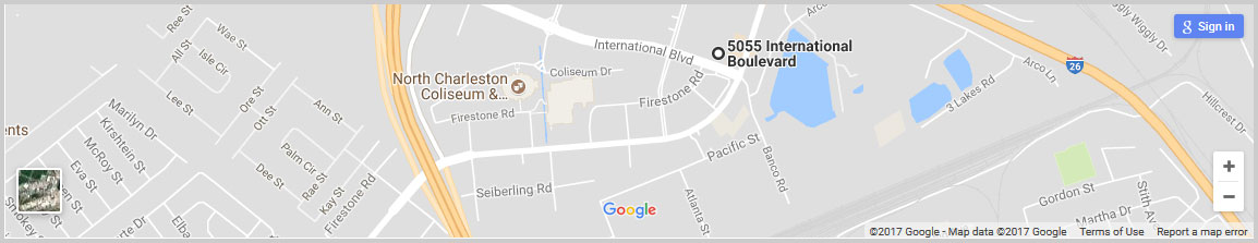 5055 International Blvd, North Charleston, SC 29418, USA